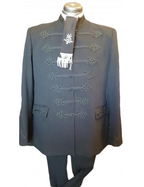Bocskai öltöny-Fekete