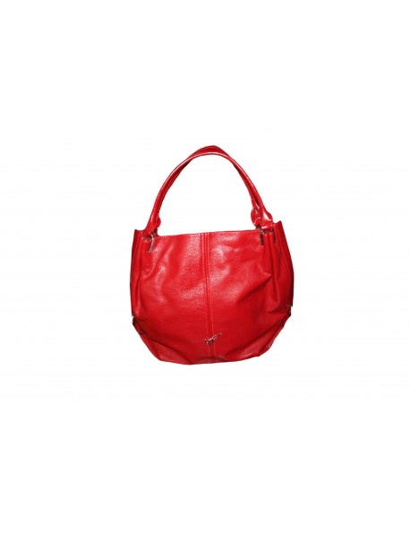 Velina Fabbiano női táska-Piros