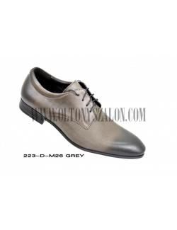D'Royce Alkalmi férfi cipő-Szürke