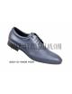 D'Royce Alkalmi férfi cipő-Kék