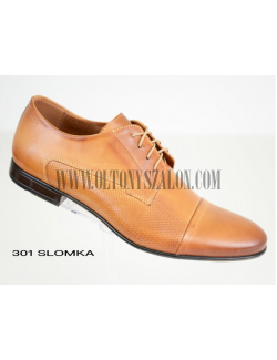 D'Royce Alkalmi férfi cipő-Világosbarna